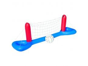 Hry do bazénu - Volejbalová síť s míčem