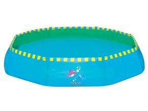 Bazén plážový samostojný 99 x 99 x 20 cm