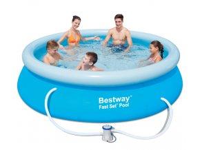 Bazén Fast Set 305 x 76 cm s kartušovou filtrací