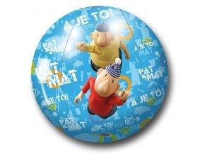 Nafukovací míč Pat a Mat 51 cm