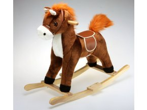 Houpací kůň Jacky,výška 63 cm
