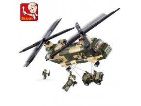 Helikoptéra transportní M38-B0508