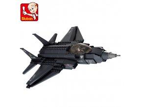Stíhací letoun M38-B0510