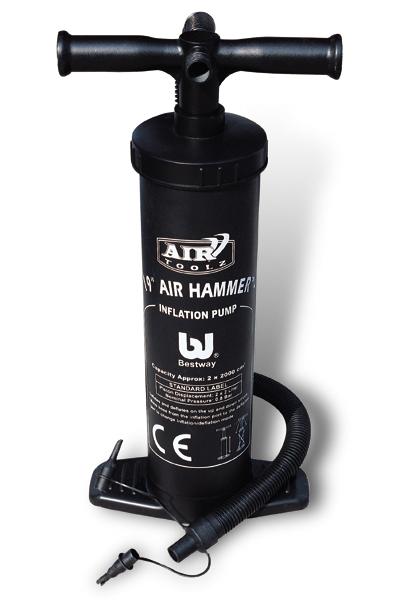Pumpa vzduchová ruční 48 cm