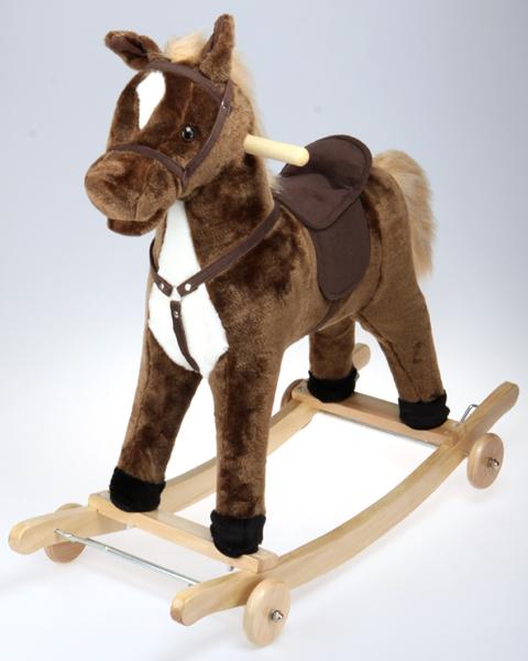Houpací kůň Arty, výška 70 cm