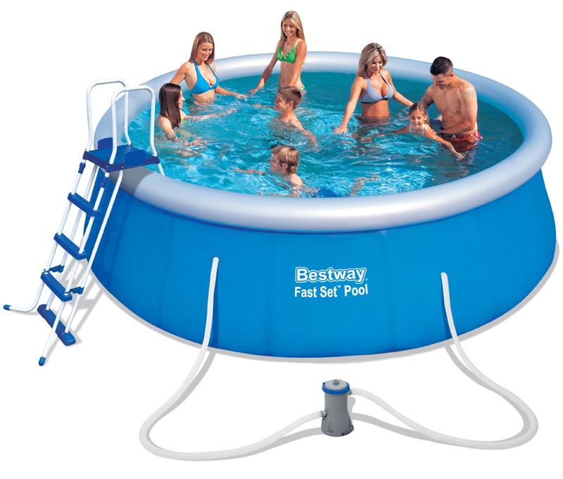 Bazén Fast Set 457 x 122 cm   varianta: samostatný bazén