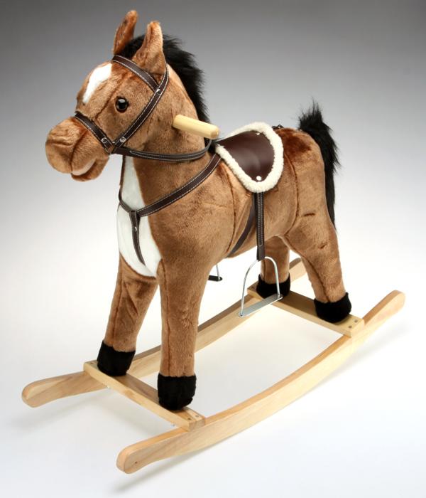 Houpací kůň Amigo,výška 68 cm