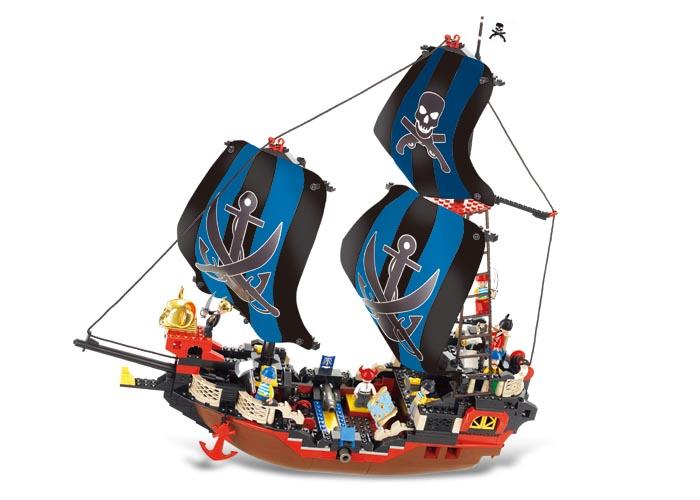 Pirátská loď M38-B0128