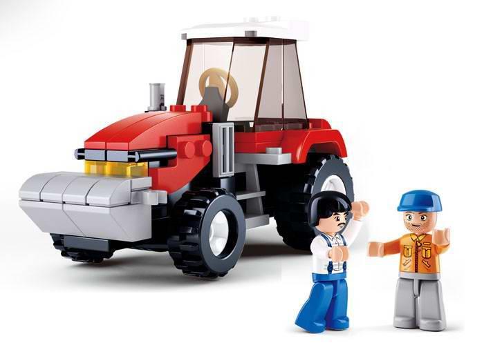 Traktor M38-B0556