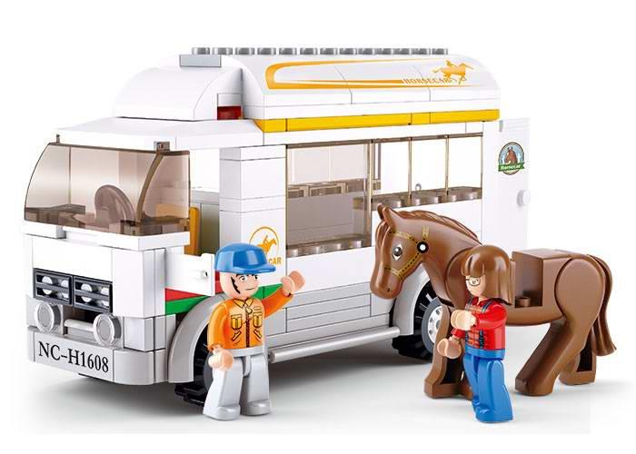 Přeprava koně M38-B0559