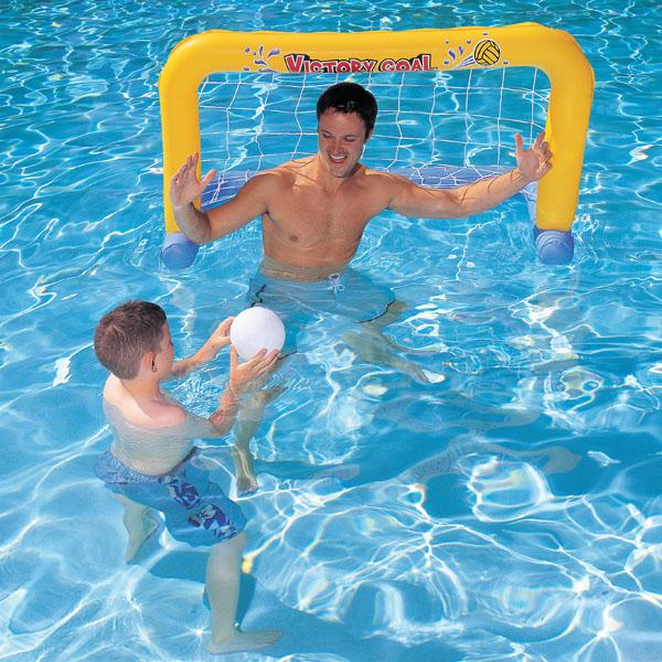 Bestway Branka do bazénu s míčem o průměru 41 cm