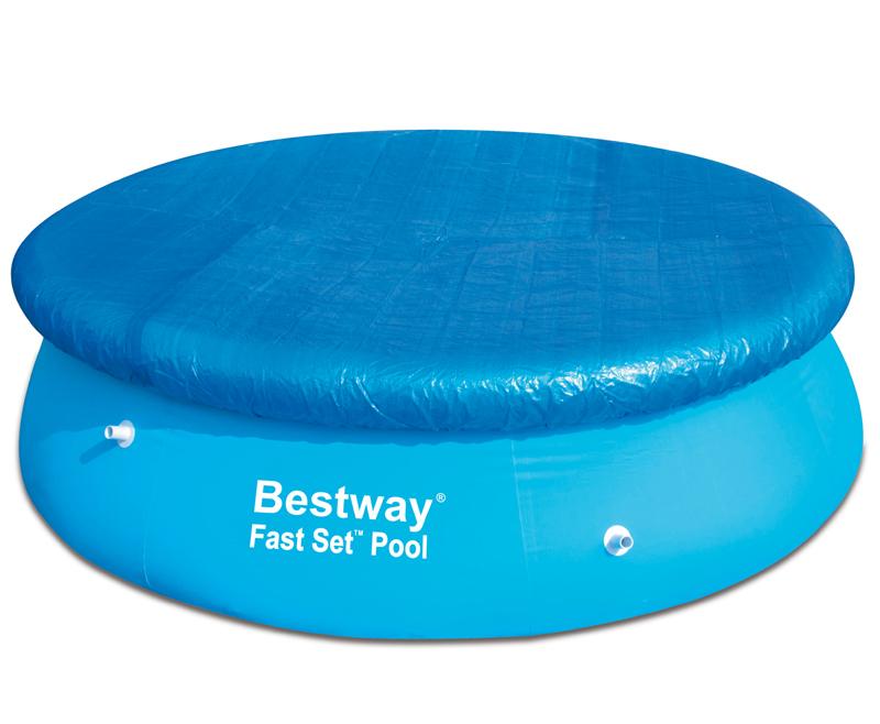 Plachta krycí Bestway na bazén 244 cm