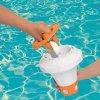 Plovák na bazénovou chemii 21 cm