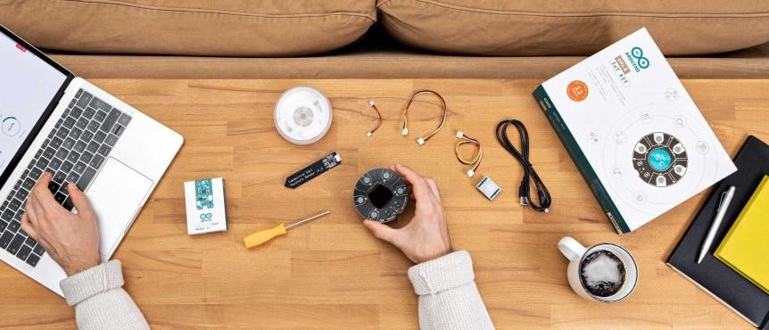 Arduino Oplà IoT Kit bastlení