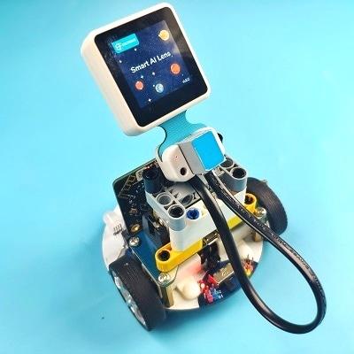Battery Pack pro auto Cutebot V3.0 s chytrou kamerou