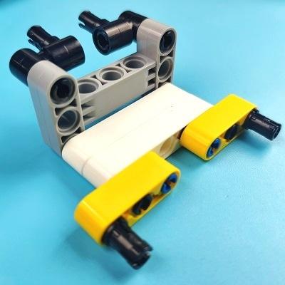 Battery Pack pro auto Cutebot V3.0 LEGO kostky
