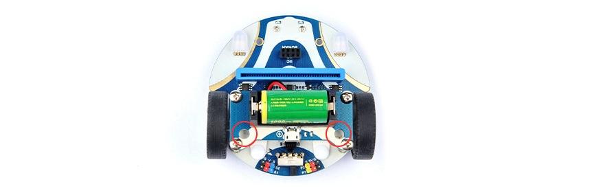 Battery Pack pro auto Cutebot V3.0 rozšíření pro LEGO