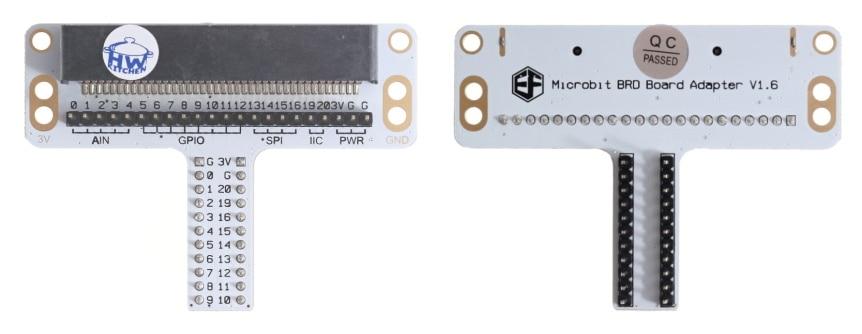 BBC micro:bit rozšiřující modul pro kontaktní pole
