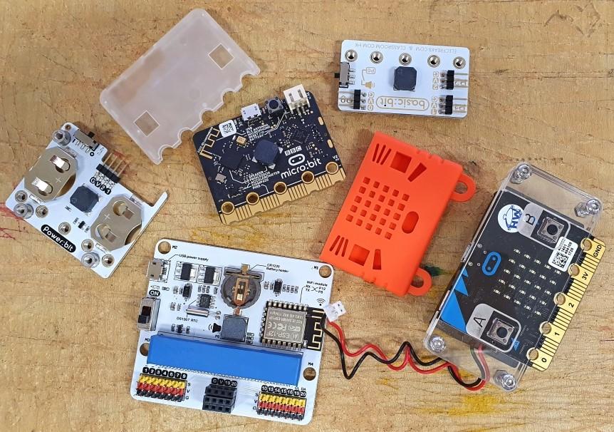 microbit V2 nekompatibilní produkty
