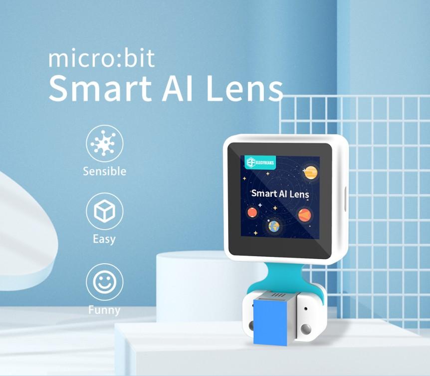 Chytrá kamera pro A.I. umělou inteligenci