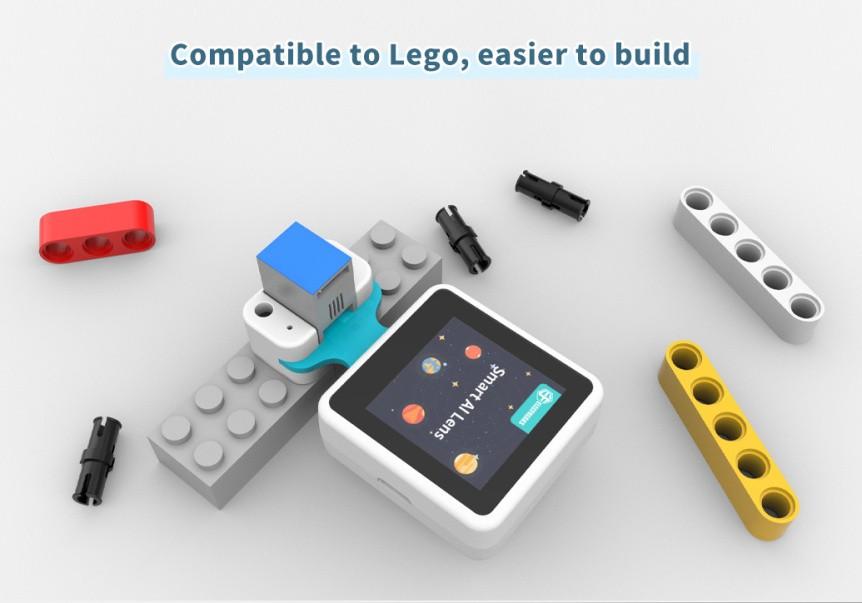 Chytrá kamera pro A.I. umělou inteligenci s LEGO