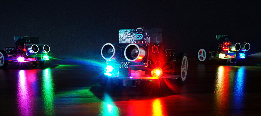 cutebot-microbit-chytre-auto-rgb-led