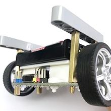 Cutebot - Micro:bit chytré závodní auto rozšíření pro LEGO