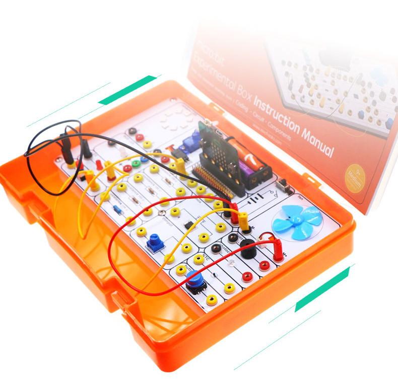 Experiment kit pro micro:bit - kufřík