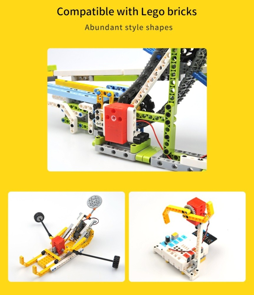 Geekservo motor 2kg kompatibilní s LEGO® použití