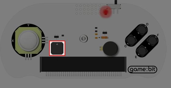 Joystick:bit pro micro:bit V2 - gamepad modul buzzer