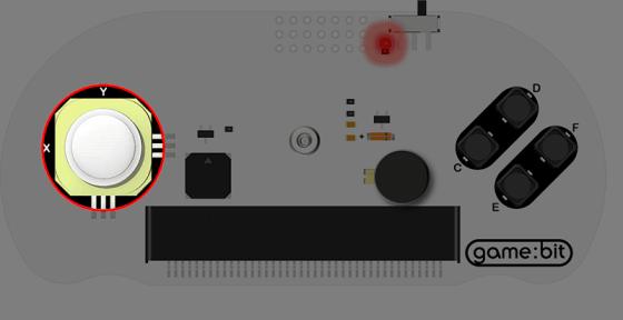 Joystick:bit pro micro:bit V2 - gamepad modul - joystick
