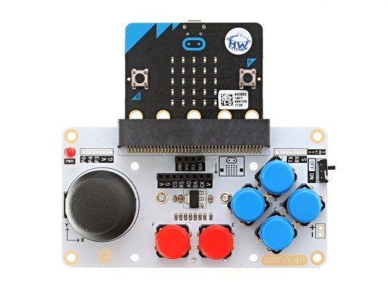 Joystick:bit pro micro:bit - gamepad modul