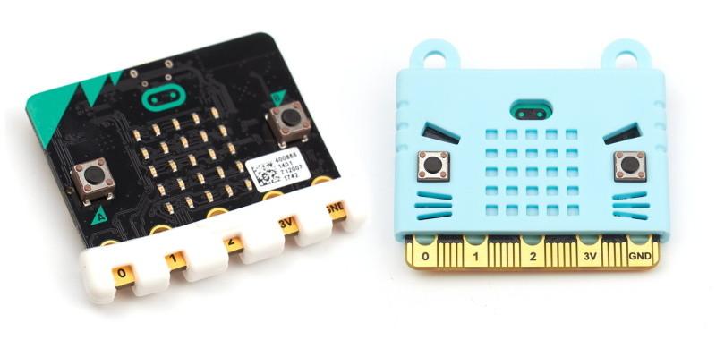 KittenBot Silikonový obal na Micro:bit
