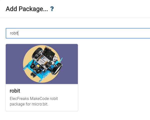 Micro:bit Robit - řídící deska pro chytrého robota (funguje s mBot) - rozšíření