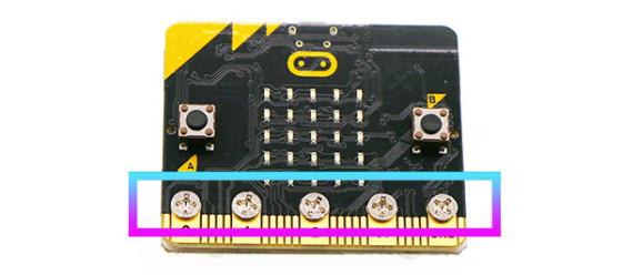 Power:bit kit pro micro:bit hodinky - připevnění microbit