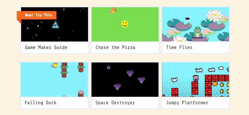 Retro Arcade herní konzole pro výuku programování hry, návody, kurzy