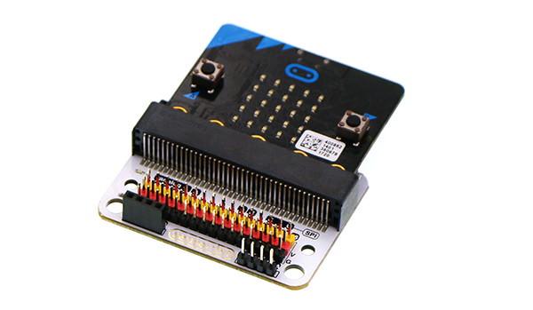 Senzor:bit pro micro:bit - univerzální rozšiřující modul s deskou microbit