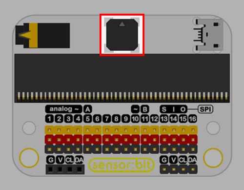 Senzor:bit pro micro:bit - univerzální rozšiřující modul - buzzer