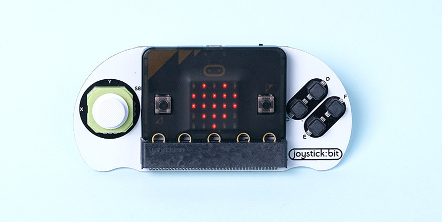 Super slim obal na Micro:bit Joystick:bit