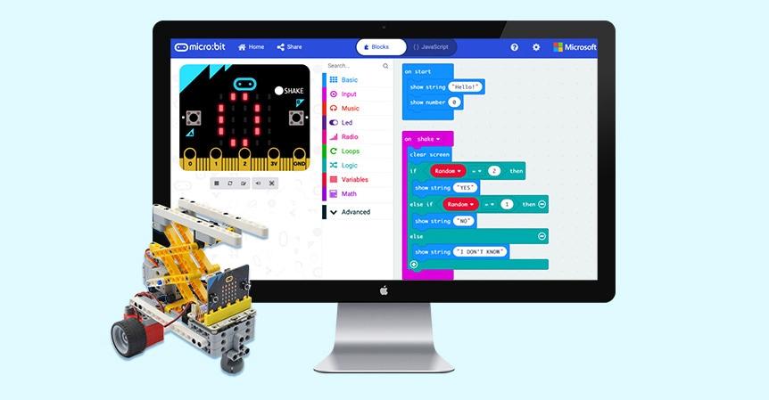 Wonder Building Kit - stavebnice robotů s Wukong 20v1 pro LEGO® (bez micro:bit) programování