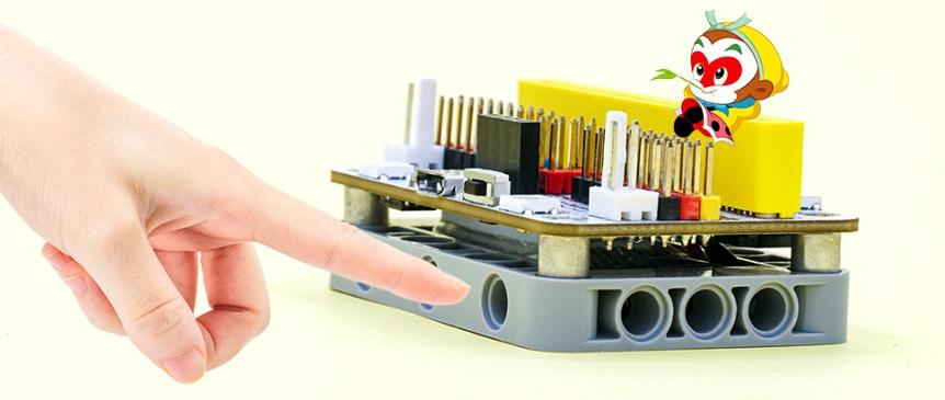 Wukong pro microbit kompatibilní s LEGO