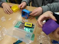 Starter Kit pro robota Otto DIY bastlení 9