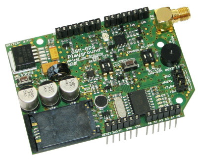 GSM-GPS Shield pro Arduino