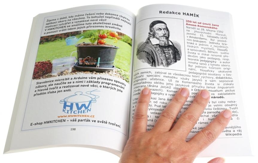 Kniha Hamík - Petr Prause ukázka 1