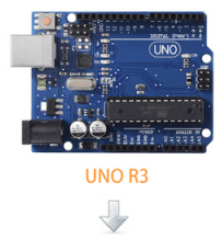 Keyestudio PLUS USB-C kompatibilní s Keyestudio PLUS USB-C kompatibilní s Arduino UNO R3 - Arduino UNO R3