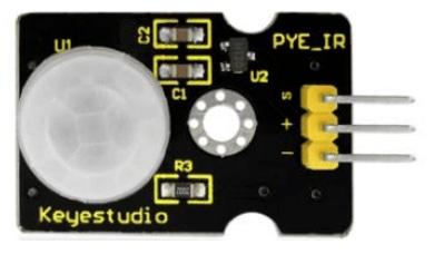 Keyestudio senzor kit 37v1 V3 0 pro arduino-PIR senzor pohybu
