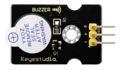 Keyestudio senzor kit 37v1 V3 0 pro arduino-aktivní bzučák