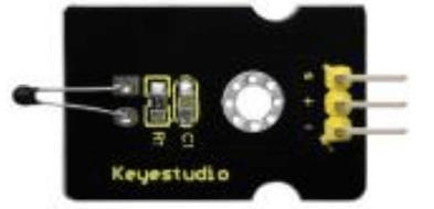 Keyestudio senzor kit 37v1 V3 0 pro arduino-analogový senzor teploty