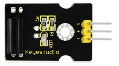 Keyestudio senzor kit 37v1 V3 0 pro arduino-digitalní senzor náklonu