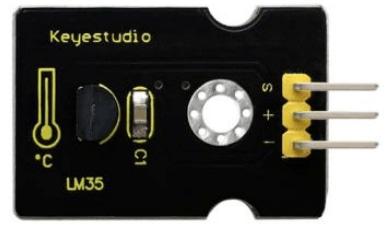 Keyestudio senzor kit 37v1 V3 0 pro arduino-lineární teplota